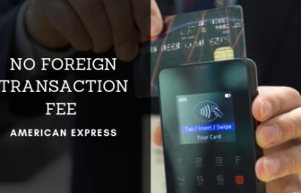 American Express No Foreign Transaction Fee | FAIR Inc