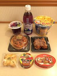 lawson food items