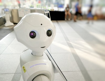 Hotel in Japan with Robot   FAIR
