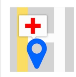 japan hospital guide app / FAIR World