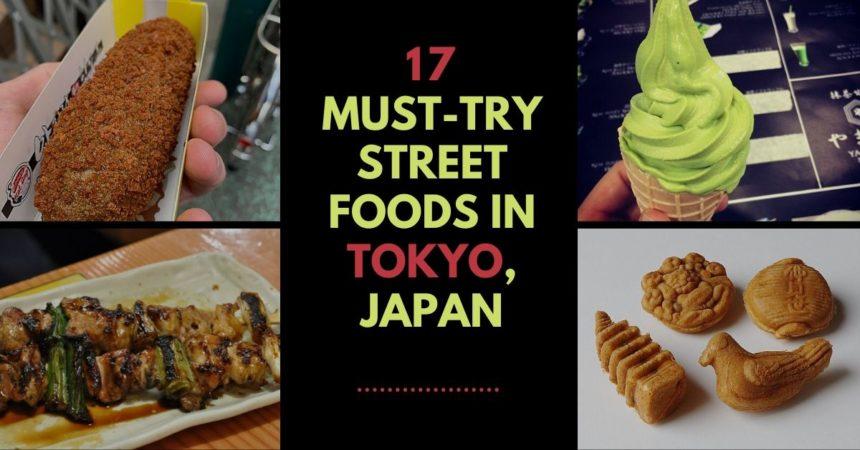 Street Foods in Tokyo | FAIR Inc
