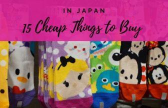 Cheap Things in Japan | FAIR Inc