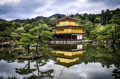 Golden Pavilion | FAIR Inc