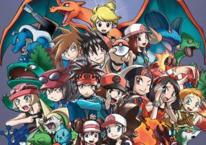 Pokemon Adventures | FAIR World