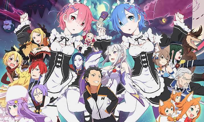Re Zero Japanese Anime | FAIR Inc