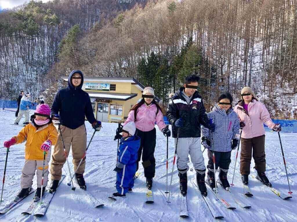 Snowboarding At Nagano | FAIR Inc