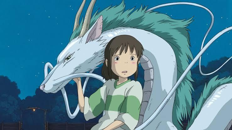 Spirited Away Japanese Anime | FAIR Inc