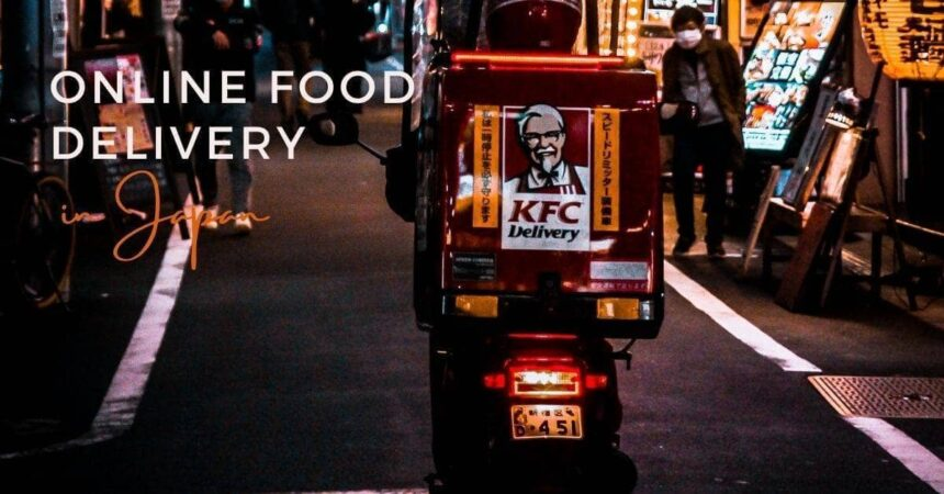 Online Food Delivery in Japan   FAIR Inc.