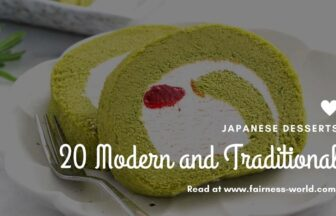 Japanese Desserts: Modern and Traditional | FAIR Inc